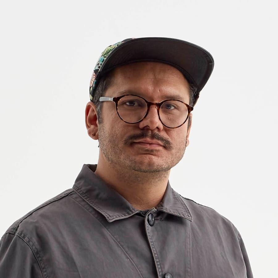 CVA Visiting Artist Lecture Series: Salvador Jimenez-Florez