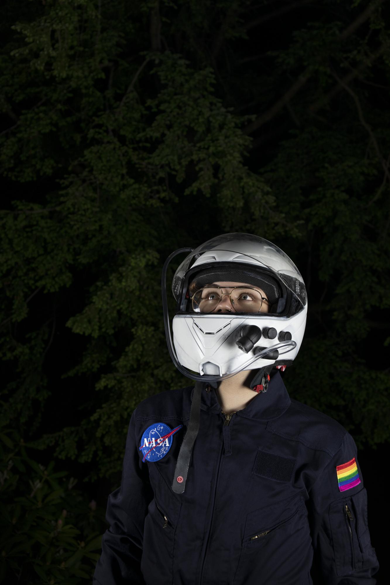 Amateur Astronaut