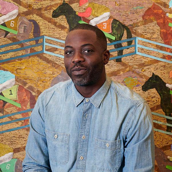 CVA Visiting Artist Lecture Series: Derek Fordjour