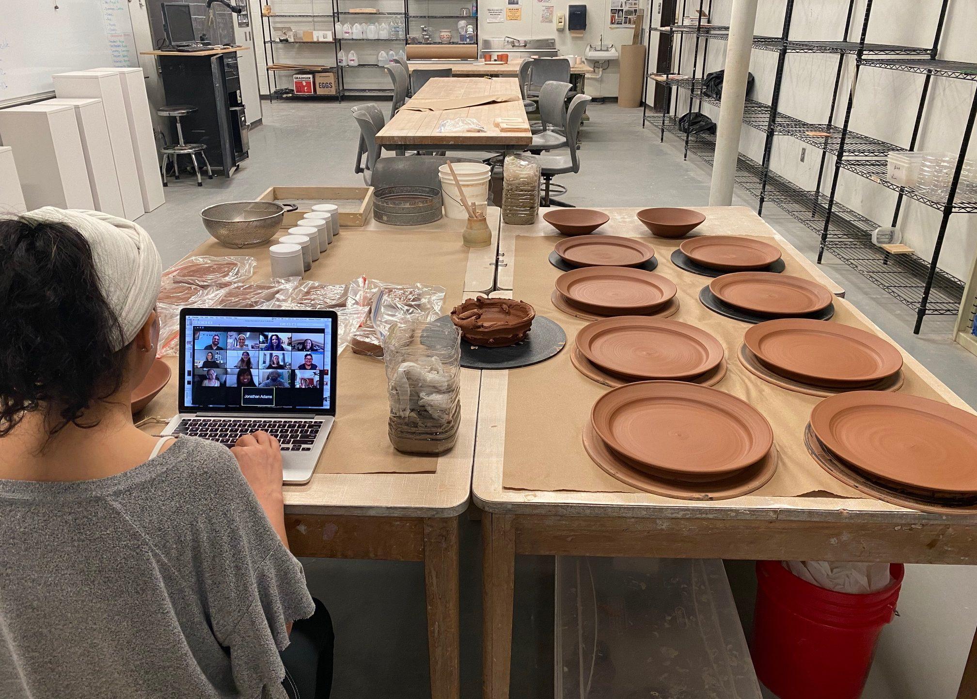 MENTOR – Traveling Plates: Collaboration (w/ Course Description)