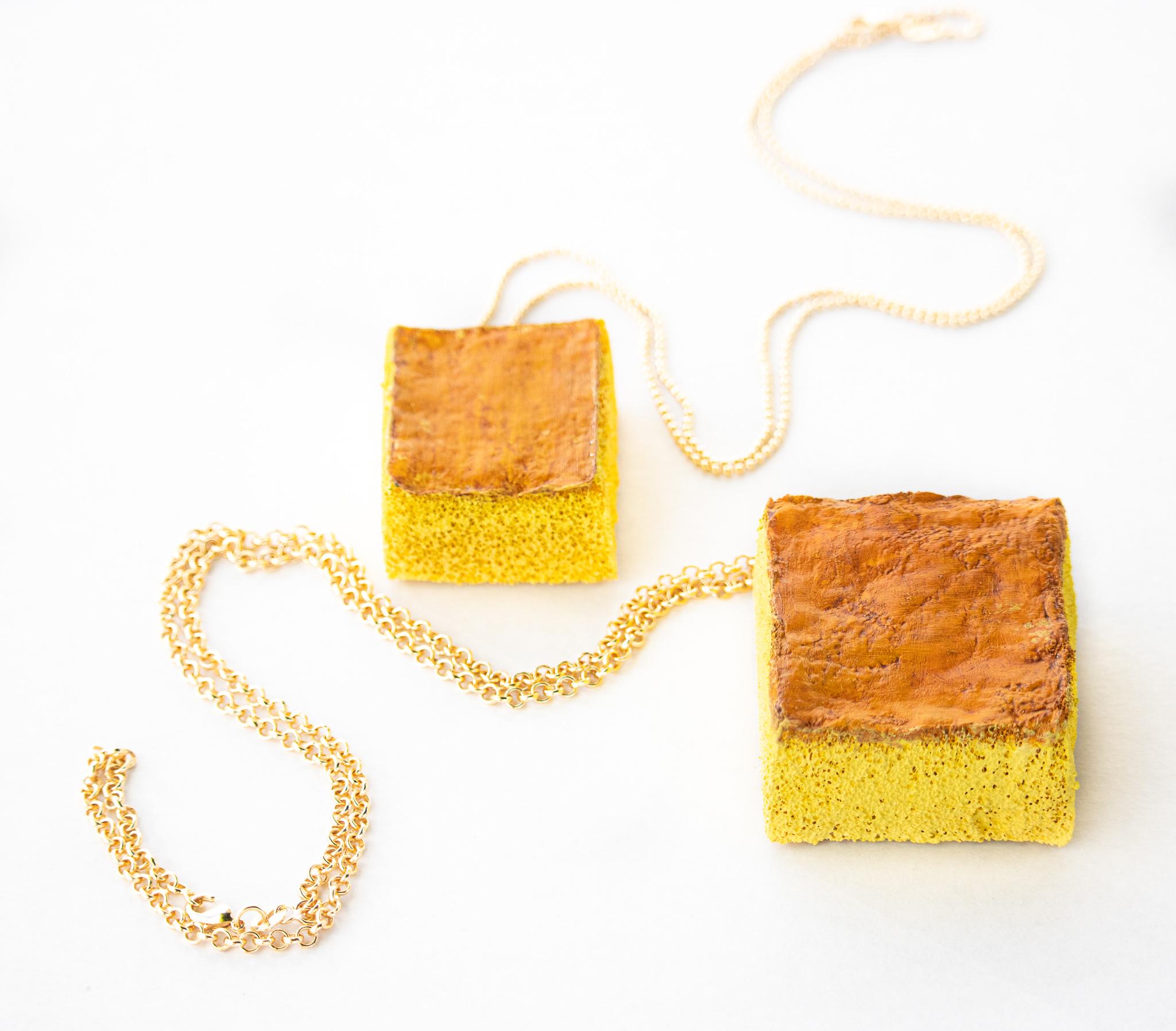 Cornbread (necklace)