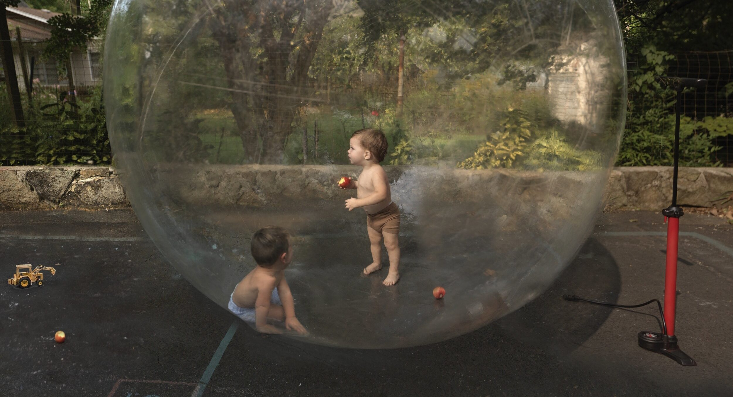 Improvising: New Photographs by Julie Blackmon (Upcoming 2021)