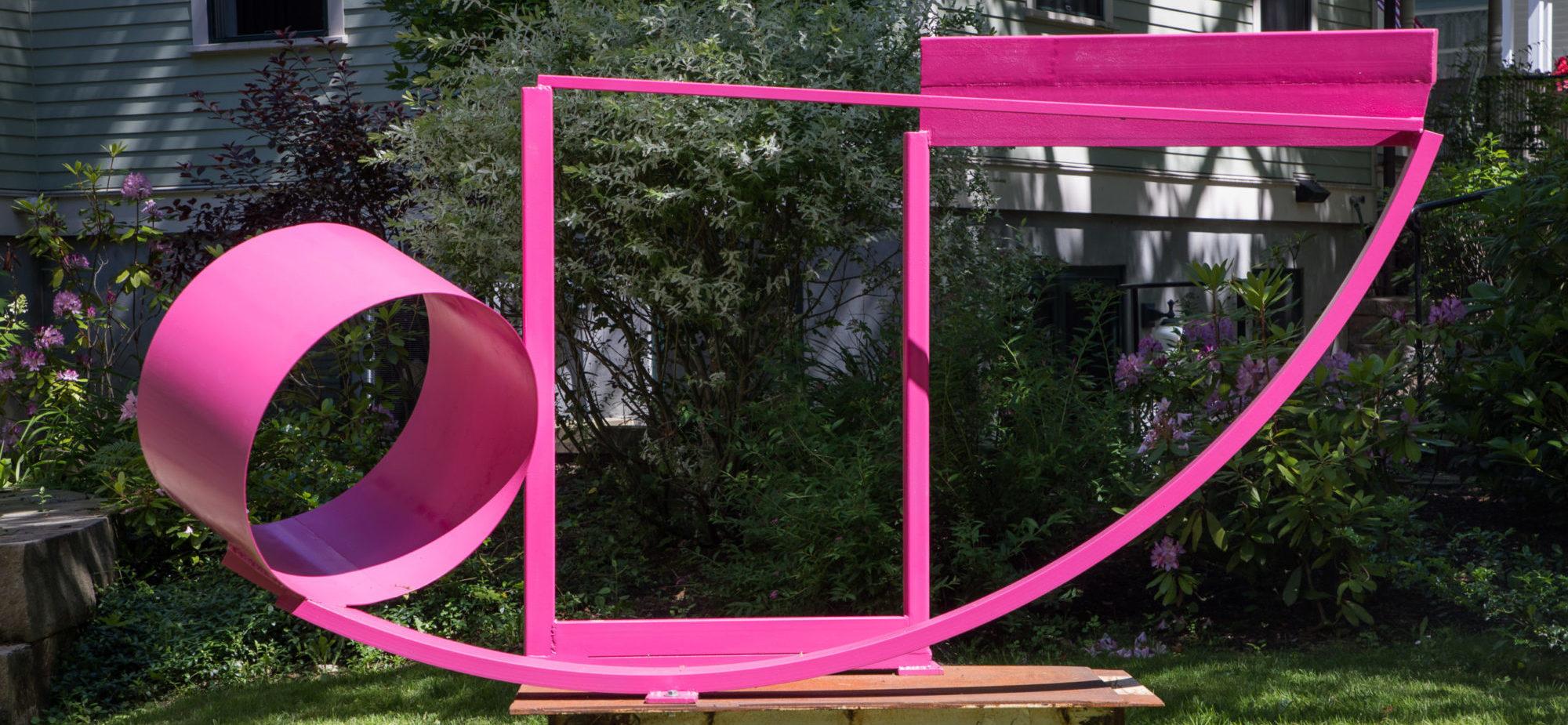 John Melvin Sculpture Garden 2021